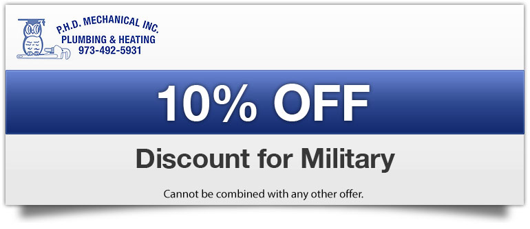 Discount for Military Personnel and Veterans