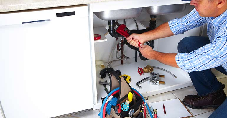Kitchen Plumbing Services By The Experts