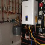 New Tankless Water Heater Installation